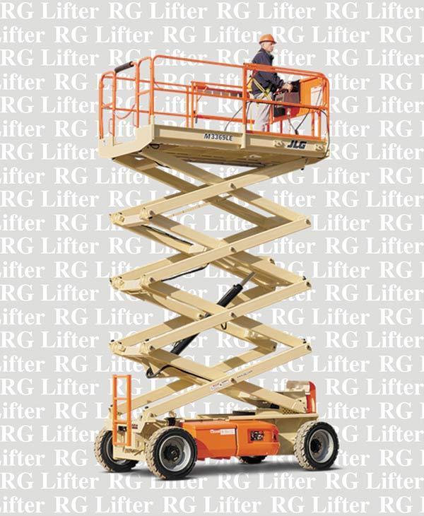 R G Lifter :: Boom Lift, Scissor Lift, Crawler Crane, Truck